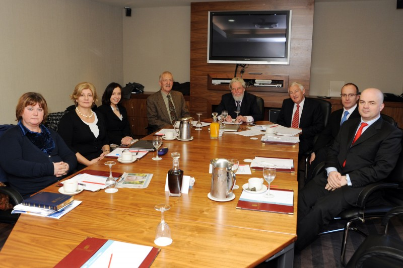 The Board of the Irish Skin Foundation