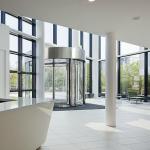Charles Institute Lobby